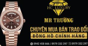 Mua bán trao đổi đồng hồ chính hãng